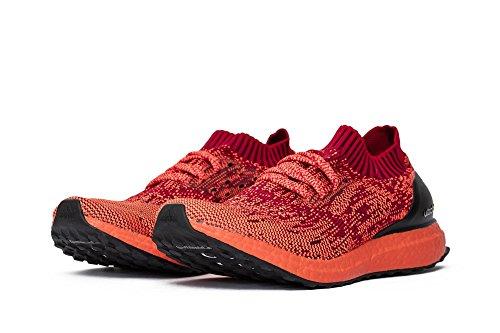 adidas - Zapatillas de Lona para hombre Rojo