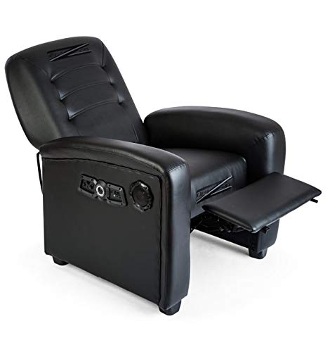 Image result for BraZen Commander 4.1 Bluetooth and Wireless DAC Recliner