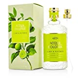 4711 Acqua Colonia Lime & Nutmeg Eau De Cologne Spray, 5.7 Ounce