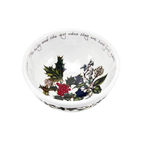 Portmeirion The Holly & The Ivy Individual Fruit Bowl