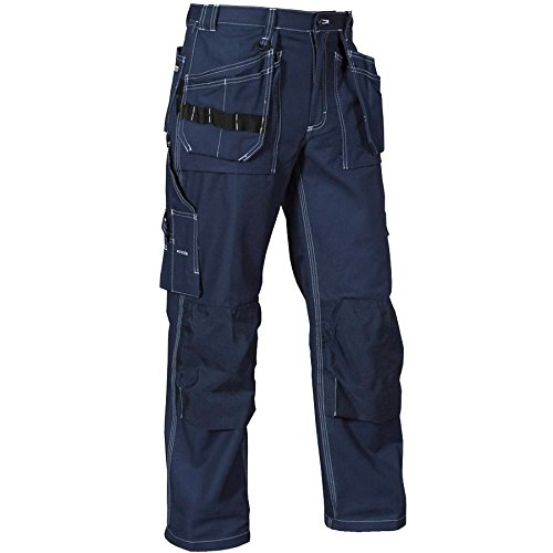 Blaklader 151513708800C50 Winter Trousers, Size 34/32, Navy Blue by Blaklader