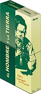 El Hombre Y La Tierra Colección Completa + Libro DVD