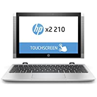 HP Home deals on HP x2 210 G2 Detachable Touch Laptop w/Intel Atom x5-Z8350, 2GB RAM