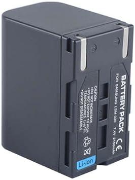 Battery Pack for Samsung SB-LSM80 SB-LSM160 SB-LSM320 Li-ion Rechargeable Battery