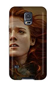 Hot ygritte / game of thrones Movies Pop Culture custom Samsung Galaxy S5 cases 3458068K546044944