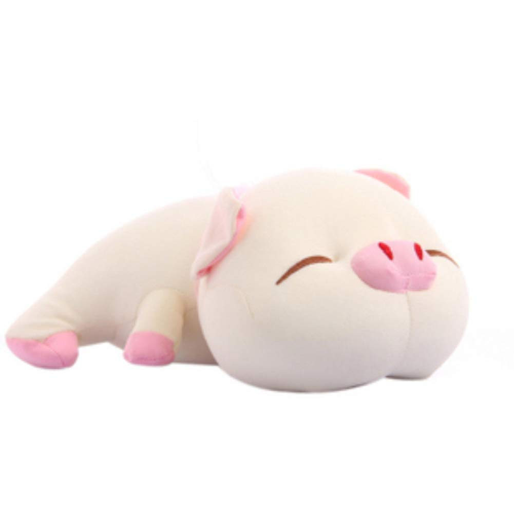 Cartoon Pig Car Activated Carbon Bamboo Charcoal Bag Smelly Removing Deodorant - Beige