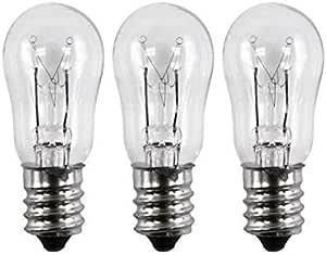 WE05X20431 Dryer Drum Light 10w 120v Bulb GENUINE GENERAL ELECTRIC GE Dryers 1