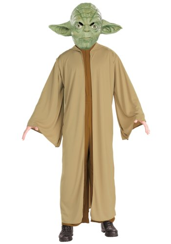 Stars Wars Yoda (Star Wars Child's Yoda Costume, Small)