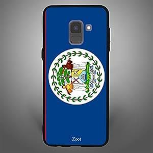 Samsung Galaxy A8 Plus Belize Flag