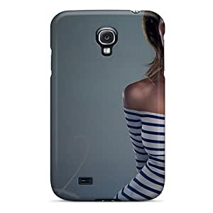 InCkILx2215glmYQ Case Cover Jessica Biel American Actressmodel Galaxy S4 Protective Case
