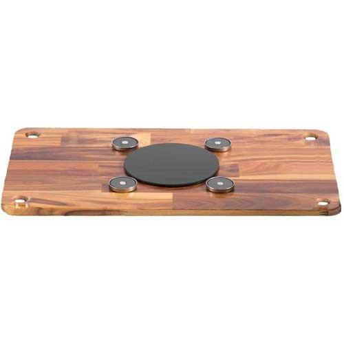 Smart Buffet Ware (Smart Buffet Ware 1AIWDOMREC Domino Rectangle Induction Wood Platform (Platform Only))