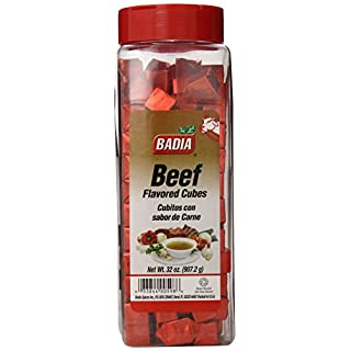 Beef Bouillon Powdered Cubes, 32 Ounce