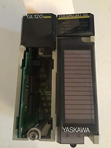 - USED YASKAWA GL120,DDSCR 120 CPU 341 00 PROGRAM MEMORY CPU MODULE,BOXZE
