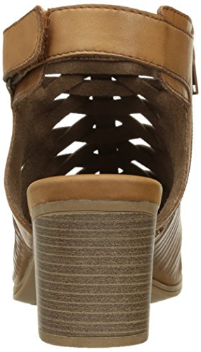 Braid Tan Leather Rockport Chaussures Pour Femmes Hattie Sling 5w4Aq