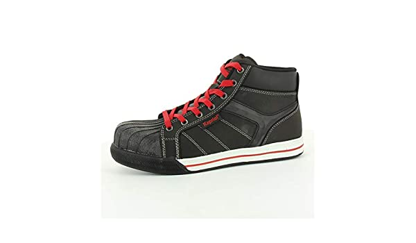 Kapriol Zapato de Seguridad de Alta Trendy S1 P Sra Talla 44 42524: Amazon.es: Zapatos y complementos