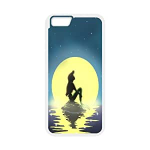 CHENGUOHONG Phone CaseAriel,The Little Mermaid Design For Apple Iphone 6 Plus 5.5 inch screen Cases -PATTERN-12