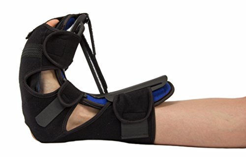 NatraCure Plantar Fasciitis Night Splint (w/Cold Pack) - 8531-CAT - (Size: Small/Medium)