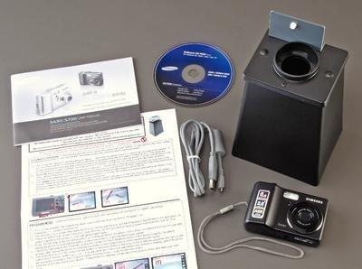 (EDCAM-8 - Digital Gel Imaging System, UV Light - Digital Gel Imaging System - Each )