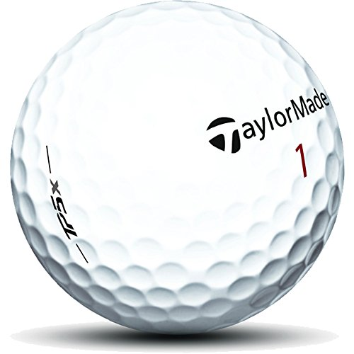 3 Dozen of TaylorMade TP5X White Golf Balls 2017 TP5 X + 1 Custom Ball Marker Hat Clip Set (American Eagle) by TaylorMade (Image #2)