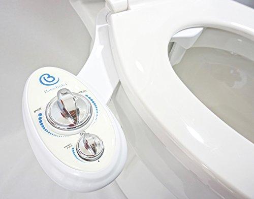 Toilet Attachment Non Electric Mechanical Nozzle