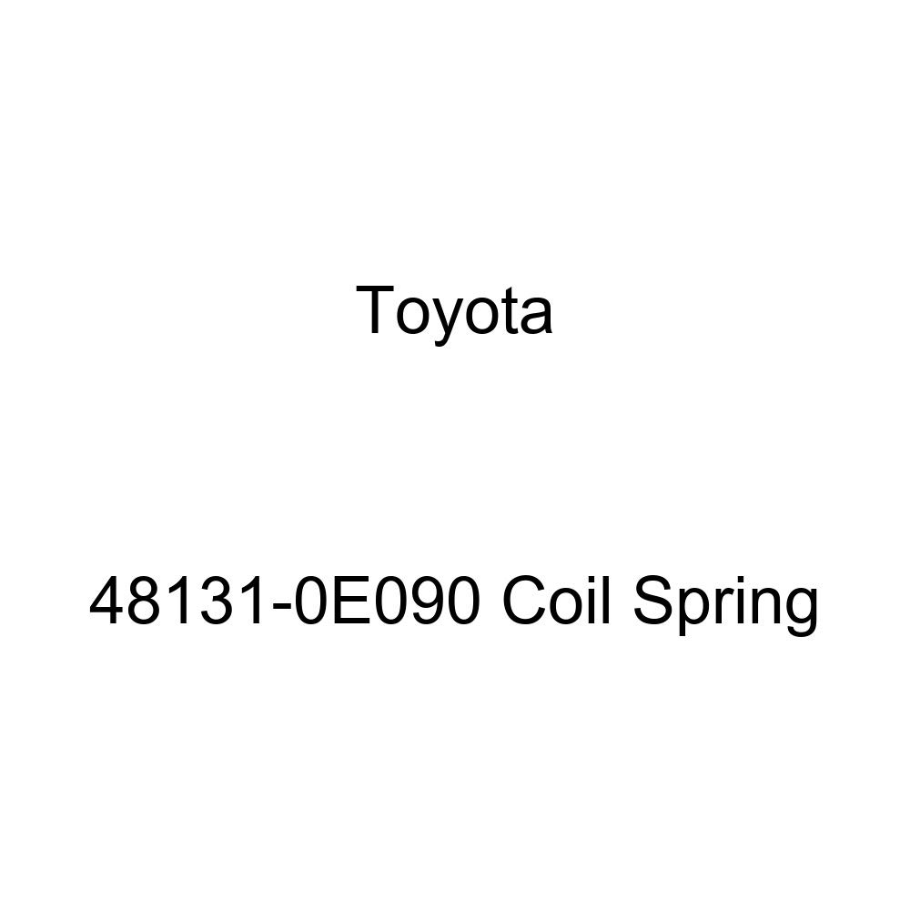 Toyota 48131-0E090 Coil Spring