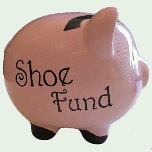Wall Street Gifts Shoe Fund 8 inch Artist Original