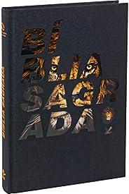 Bíblia Sagrada - Capa ilustrada Leão e preto: Nova Almeida Atualizada (NAA)