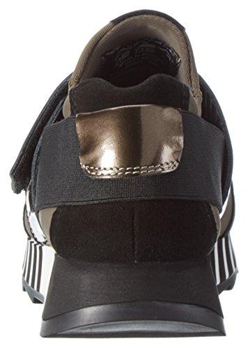 Noir Daniel Baskets Hj826736 Hechter Femme Grau schwarz n7aSUq