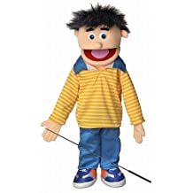 ''Bobby'', 25In Full Body Puppet, Peach -Affordable Gift for your Little One! Item #DSPU-SP2701