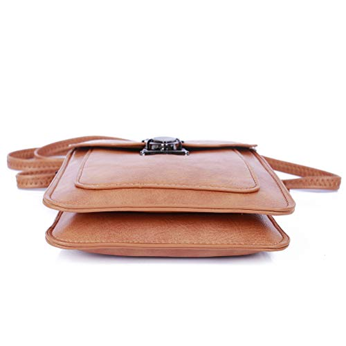 Small Crossbody Bags, Cell Phone Purse Wallet Bags for women by TENXITER by TENXITER (Image #4)