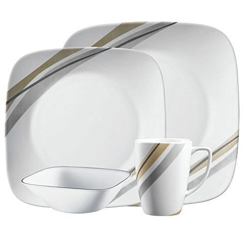 Corelle Boutique Muret 16-piece Dinnerware Set