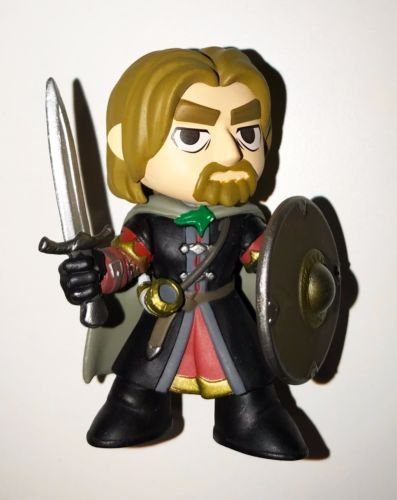 Funko Mystery Minis - Lord of the Rings - Boromir (1/12) (Boromir Lord Of The Rings)