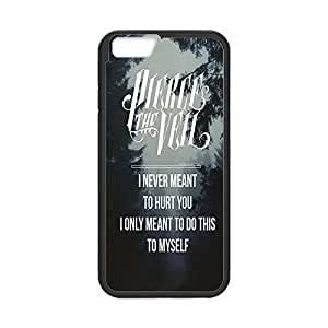 Band pierce the veil Quotes Theme Protective Soft TPU Case Cover for iPhone 6 4.7