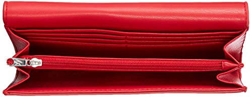 Stud Mujer red Wallet Armani Exchange With Carteras Rojo 4wPBqtB