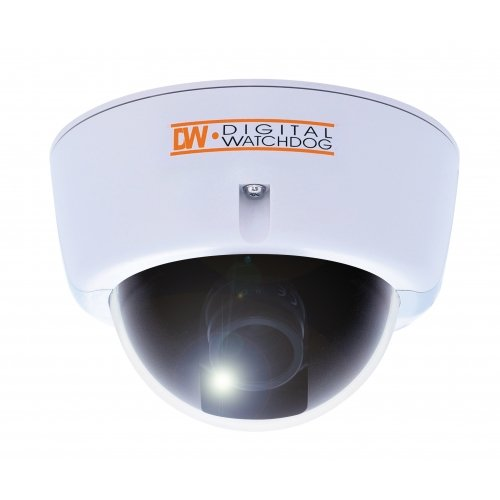 "DIGITAL WATCHDOG 1/3"" CCD 620 TV Lines [B&W], 600 TV Lines [Color] 3.3~12mm Varifocal Auto Iris Lens / DWC-D1363D (600 Tv Lines)"