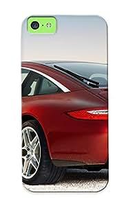 Exultantor Durable Defender Case For Iphone 5c Tpu Cover(2009 Porsche 911 Targa 4s ) Best Gift Choice Kimberly Kurzendoerfer