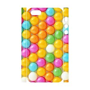 YCHZH Phone case Of Candies Cover Case For iPhone 5,5S