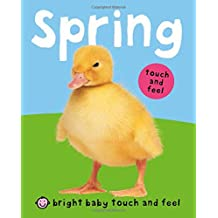 Bright Baby Touch and Feel Spring
