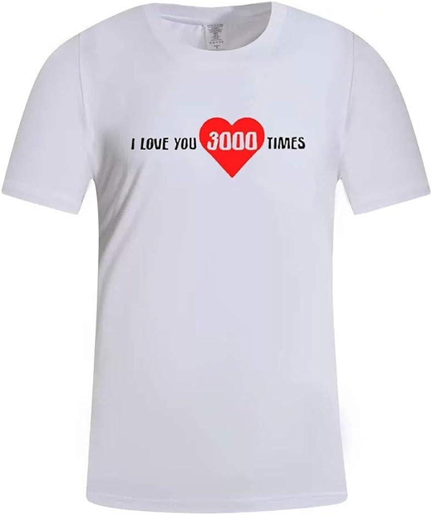 Joe Wenko Mens Summer Short-Sleeve Slim Fit Button-Down Business Shirts