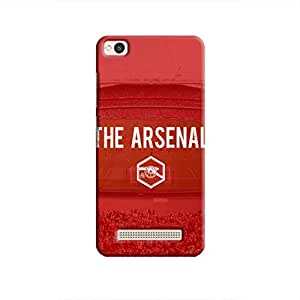 Cover It Up - The arsenal Print Redmi 4A Hard Case