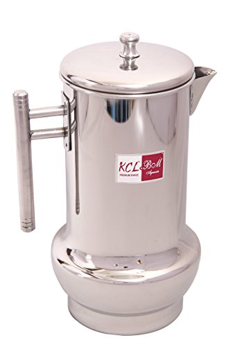 KCL Thunder Stainless Steel Water Jug 1250 ml
