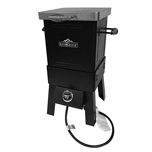 River Grille Oil Less Fryer and Roaster