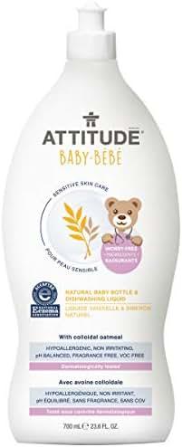 Dish Soap: Attitude Baby Bottle Sensitive Skin