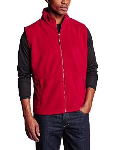 Hombre Rot Chaleco Rojo Bodywarmer Result TM Polartherm Rot para 1Bwn8XR