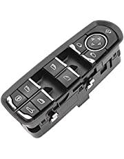COZYROOM 7PP959858AEDML 7PP959858RDML 7PP959858MDML Front Left Power Window Switch Button Fit for P*orsche Cayenne Macan Panamera 2011-2017