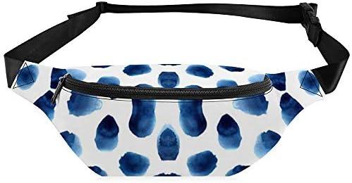 鮮度水彩 ウエストバッグ ショルダーバッグチェストバッグ ヒップバッグ 多機能 防水 軽量 スポーツアウトドアクロスボディバッグユニセックスピクニック小旅行