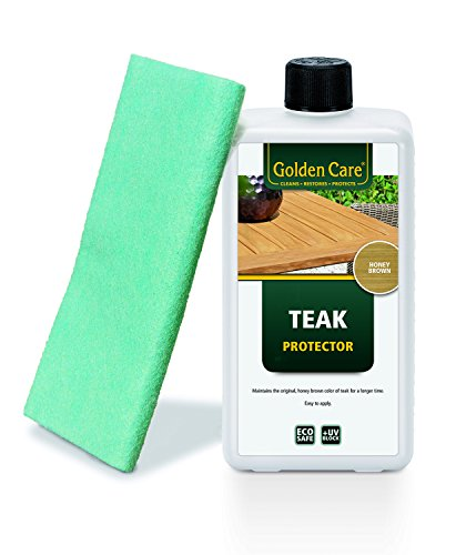 Golden Care Teak Protector (Staining Teak)