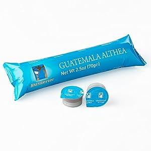 10 Capsule Hausbrandt Caffè Guatemala Althea. Miscela di caffè 100% Arabica tostato e macinato confezionato in capsule monodose