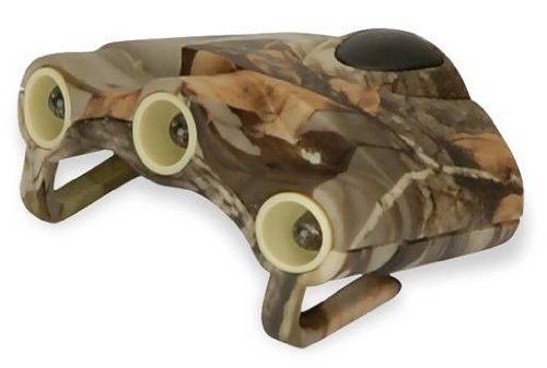 Cyclop Orion NXT Camo Hat Clip Light with 3 Super Bright Clear LED Bulbs
