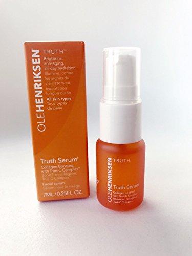 Ole Henriksen Truth Serum Collagen Booster Potent Vitamin C Complex 7 ML / 0.25 FL OZ by Ole Henriksen [Beauty]